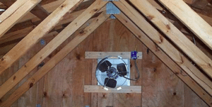 why attic ventilation is important