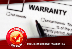 why roofing warranties matter