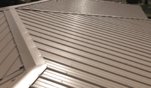 The Types of Metal Roofs