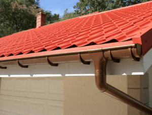 Installation And Maintenance Of Gutters & Downspouts
