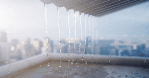 Leaky Roofs On Commercial Buildings Can Cause Major Damage