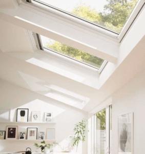 The Correct Way To Install Skylights