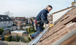 Roof Repair Services For Residential Customers
